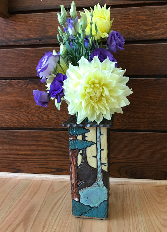 BlueRidge-Vase