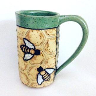 2 Bee Mug