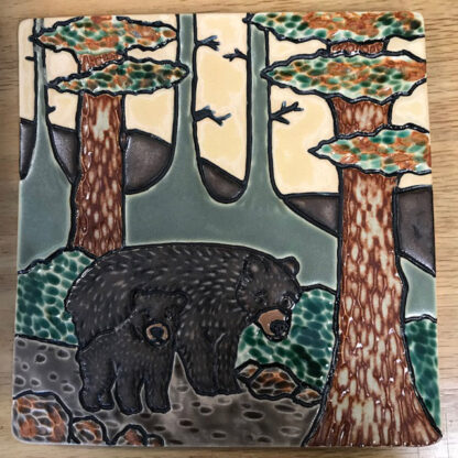 Big Mamma and Cub Tile