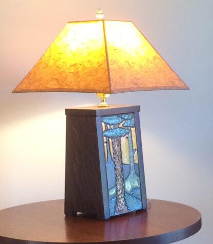 Blue Ridge Lamp