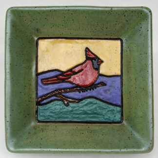 Cardinal Plate
