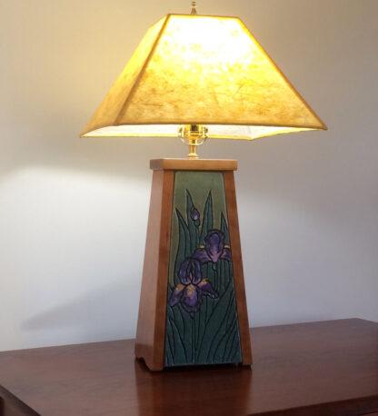 Iris Lamp