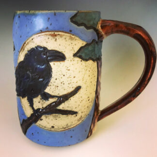 Medium Raven Mug
