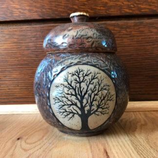 Tree Jar
