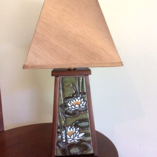 Water Lilly Lamp
