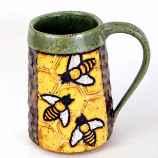 Large Bee Mug