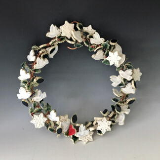 Clay Wreaths